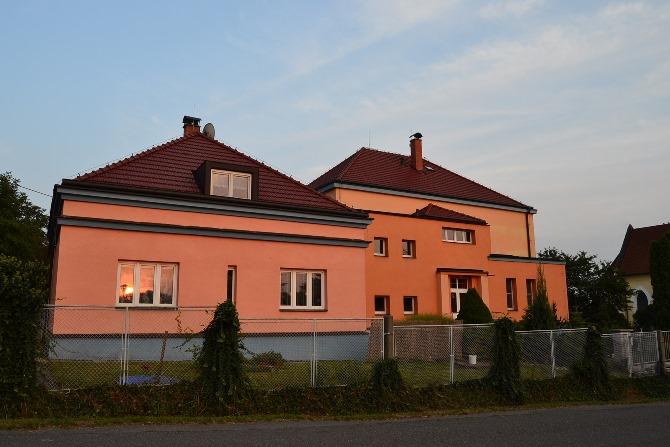 Současná budova mateřské školy